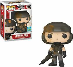 *NEW* Starship Troopers: Johnny Rico 2019 Summer Convention POP Vinyl Figure $19.28
