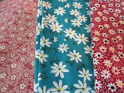 F1272 Assorted designers 1930#x27;s reproduction fabric 1 2 yd your choice OOP $6.95