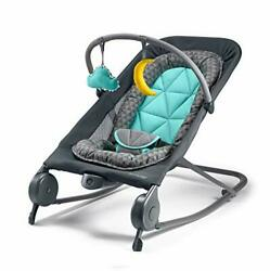 Summer 2 in 1 Baby Bouncer amp; Baby Rocker seat comfort sleep gift $78.02