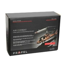 Propel RC Air Combat Battling Remote Control Helicopter US FAST SHIPPING $29.90