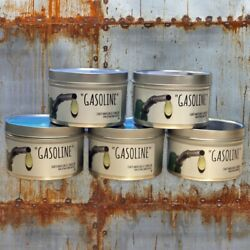 Gasoline scented candle or man candle. Great gift for motor enthusiasts $16.50