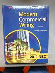Modern Commercial Wiring 6th Edition Hardcover 2014 NEC