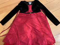 Holiday Dress for girls 7Y $10.00