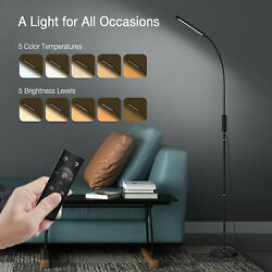 Dimmable LED Floor Light with Remote and Touch Control Adjustable Standing Lamp $39.90