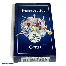 Inner Active Cards for Parts Work by Richard Schwartz 2nd Edition New $15.99