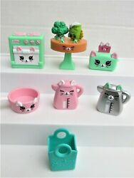 McDonalds Happy Meal Shopkins Happy Places furniture extras kitchen themed $12.00