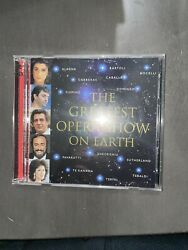 London 458 119 2 Various Artists The Greatest Opera Show On Earth 1996 $3.00