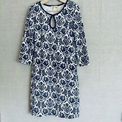 Aryeh NWT blue floral dress size M $26.00