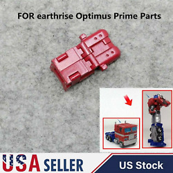 Red 3D upgrade DIY KIT bag armor FOR earthrise Optimus Prime Parts USA $13.99