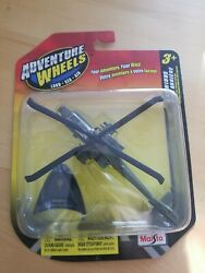 AH 64 Apache Helicopter Maisto Tailwinds Die Cast Military Army Aircraft C $19.00