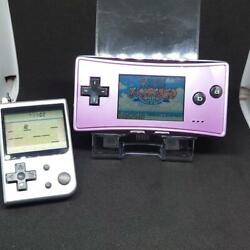 Not Early Ones Game Boy Micro With Omake japanese ver $405.72