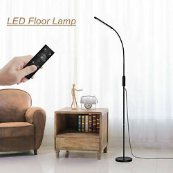 LED Floor Lamp for Living Room Adjustable Standing Lamp w Remote Touch Control $39.90