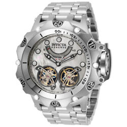 Invicta Reserve Automatic MOP White Dial Men#x27;s Watch 33536 $316.35