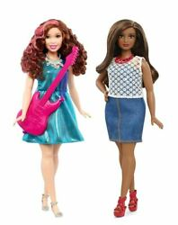 Barbie Fashionistas 32 Dolled Up Denim amp; Pop star career Barbie Plus dresses $24.00