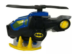 Batcopter Batman Helicopter Imaginext Fisher Price DC Comics 2012 $8.00