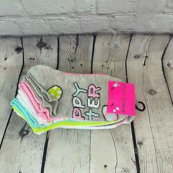 Betsey Johnson Women#x27;s 10 Pack of Low Cut Easter Socks Size: 5 10 NWT $24.00