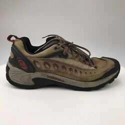 Mens 13 Merrell Moab Ventilator Low Brown Leather Hiking Shoes $19.99