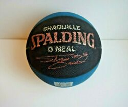 SHAQ Shaquille O#x27;Neal #32 Mini Spalding 7quot; Round Basketball $19.99