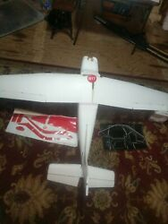 MRC RC Cessna Skyhawk 11 Foam RC Airplane Kit WS 6#x27; Not Complete Started $155.49