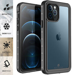 Waterproof Case For Apple iPhone 12 Pro Max Mini Shockproof Screen Protector $16.98