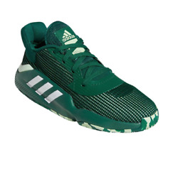 NEW Adidas Pro Bounce 2019 Low Many Sizes Green Basketball Shoes Sneakers EF0470 $54.95