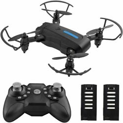 Mini FPV Drone Foldable Arms RC Quadcopter for Child Kids Beginner Toy Gifts NEW $26.99