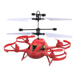 Remote control Mini RC Toy Infrared Induction Remote Control RC Helicopter Toy $12.66