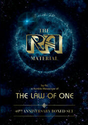 The Ra Material: Law Of One: 40Th Anniversary Boxed Set $81.18