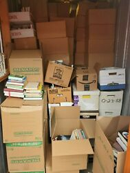 Wholesale Lot Of Used Books 25 pounds $45.00