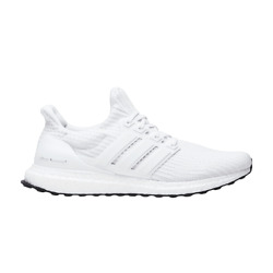 Adidas UltraBoost Ultra Boost 4.0 Triple White BB6168 Mens Sizes SHIPS FAST $150.00