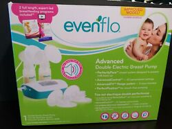 Evenflo Advanced Double Electric Breast Pump Lightly Used very clean $24.99