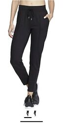 C9 Women#x27;s Mid Rise French Terry Pintucked Jogger Pants $20.99