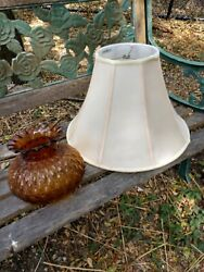 Dale Tiffany Contemporary Lamp Shade Low Luster Pale Pink Lamp Shade $17.95