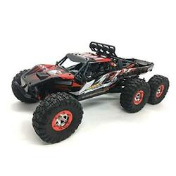 1:12 Scale Large RC Cars 60kmh High Speed for Adults and Kids6x6 2.4GHz Red $423.88