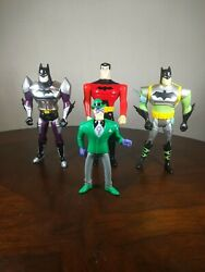 Vintage 1990s Batman Toy Lot DC Comics Justice League $7.00