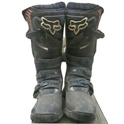 Fox YOUTH Size 6 Dirt Bike Riding Boots $70.00