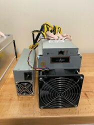 Bitmain Antminer L3 504MH s Combo with Bitmain APW3 Power Supply $799.99