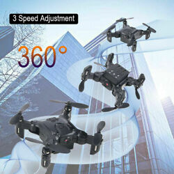 2020 new mini Drones With Camera Hd Wifi 4K drone Quadcopter Toys Rc Helicopter $35.82