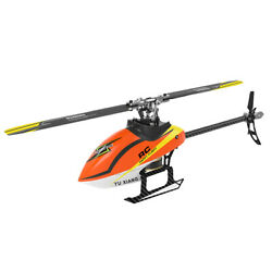F180 2.4G 6CH 3D 6G System Brushless Motor Aileron less RC Remote Helicopter $342.99