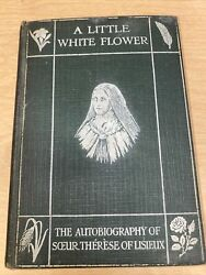 A Little White Flower The Autobiography Of Saint Therese Of Lisieux $16.97