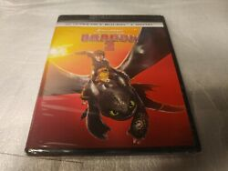 How To Train Your Dragon 2 New 4K UHD Blu ray $16.00