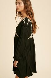 NEW Boho dress Free People Style Must Have Willow Dress $55.00