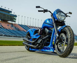 2021 Custom Built Motorcycles street $55000.00
