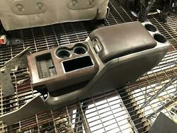 FORD F150 PICKUP Front Console floor with lid floor shift platinum brown tan 09 $300.00