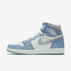 Air Jordan Retro 1 High OG #x27;Hyper Royal#x27; 7.5 12 PRE ORDER LIMITED 100% Authentic $459.99