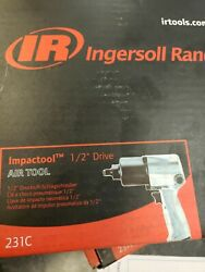 New In Box Ingersoll Rand 231C 1 2quot; Drive Super Duty Impact Wrench $110.00