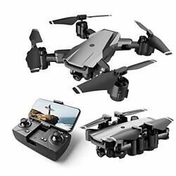 Drones With 1080p Hd Camera5g Wifi Fpv Real Time TransmissionGesture Quadcopte $67.67