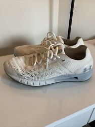 Mens Under Armour shoe size 14. UA HOVR Sonic 2 Running Shoe. Onyx White gray $35.00