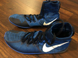 New Nike Zoom Victory XC 4 Track Cross Country Spike Mens Size 11 Blue $30.00