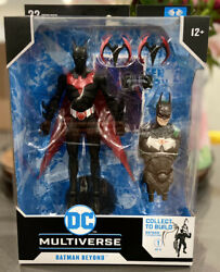 DC Multiverse McFarlane BATMAN BEYOND Target Exclusive NEW $38.99